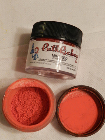 Mini Red Petal Dust