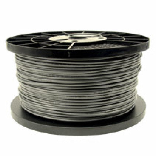 1000 ft. 4-Conductor Flat - UL/CSA - 26AWG - Silver Satin - Ideal for Telephone and Other Cabling Needs, Cables & Adapters, TiGuyCo Plus - TiGuyCo Plus