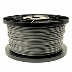 1000 ft. 4-Conductor Flat - UL/CSA - 26AWG - Silver Satin - Ideal for Telephone and Other Cabling Needs