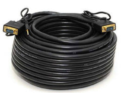 100 ft. Super VGA HD15 M/M with 3.5mmm Audio Cable