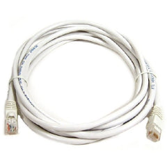 10 ft. White High Quality Cat6 550MHz UTP RJ45 Ethernet Bare Copper Network Cable