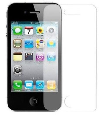 iPhone 4 - 4s Screen Protector - Crystal Clear & Invisible, Screen Protectors, n/a - TiGuyCo Plus