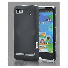 Hybrid Back Hard Case Cover Shell for Motorola XT615-XT685 - Anti-scratch-Dust