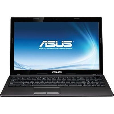 "ASUS X53U AMD C60 1.33GHz Laptop - 15.6"" LED - 4GB RAM - 320GB HDD - RECERTIFIED, PC Laptops & Netbooks, ASUS - TiGuyCo Plus"