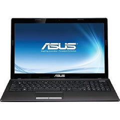 "ASUS X53U AMD C60 1.33GHz Laptop - 15.6"" LED - 4GB RAM - 320GB HDD - RECERTIFIED"