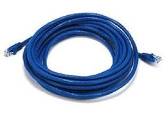 20 ft. Blue High Quality Cat 6 550MHz UTP RJ45 Ethernet Bare Copper Network