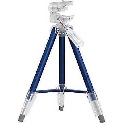 "DIGIPOWER 47"" Floor Standing Tripod - Dark Blue, Tripods & Monopods, Digipower - TiGuyCo Plus"