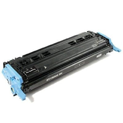 Compatible with HP Q6000A Black Remanufactured Toner Cartridge, Toner Cartridges, n/a - TiGuyCo Plus