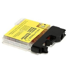 Compatible with Brother LC61Y New Compatible Yellow Ink Cartridge