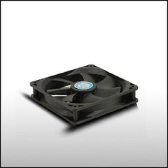 BENCOOL 120mm Case Fan - 1500RPM - Black