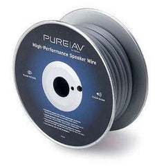 !    A    !    Belkin 30 ft. PureAV High-Performance 16GA Speaker Wire-2 Conductors-CL3 F.R.