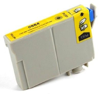 Compatible with Epson T088420 Yellow New Compatible Ink Cartridge, Ink Cartridges, n/a - TiGuyCo Plus