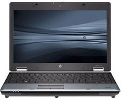 "HP EliteBook 8440P Laptop, 14"", 2.40GHz Intel Core i5-520M, 250GB HDD, 4GB RAM"