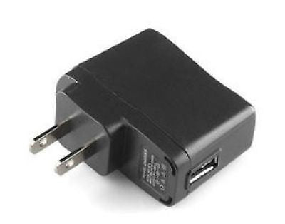 AC Charger Adapter - 1 USB Port - (Black), Chargers & Cradles, n/a - TiGuyCo Plus