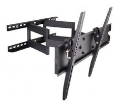 TECHly 2-Arm Tilt-Swivel TV Wall Mount- 42-70in - 70kg - VESA 800x400mm