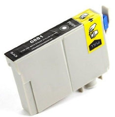 Compatible with Epson T088120 Black New Compatible Ink Cartridge