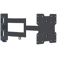 "TC 23""- 42"" Full-Motion Long Wall Mount-77lbs(35kgs)-Tilt -/+15-Swivel 180"