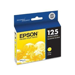 Compatible with Epson T125420 OEM Standard Capacity Yellow Ink Cartridge
