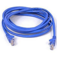Belkin 100' CAT5e (350 MHz) UTP Network Cable - Blue