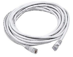 15 ft. White High Quality Cat6 550MHz UTP RJ45 Ethernet Bare Copper Net Cable