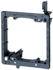 Arlington 2-Gang Low Voltage Mounting Bracket for Existing Construction