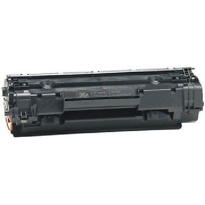 *** $ave 60% *** Compatible with HP 36A (CB436A) Black New Compatible Toner Cartridge, Toner Cartridges, n/a - TiGuyCo Plus