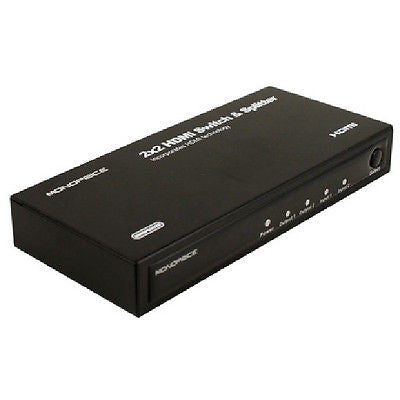 2x2 HDMI Switch & Splitter, Other, n/a - TiGuyCo Plus