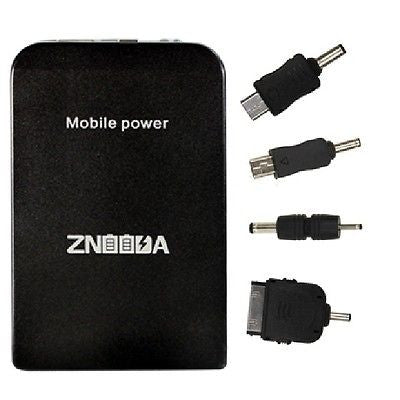 Universal Emergency Battery Power Station - 3000mAh -  for Mobile iPhone, GPS, C, Chargers & Cradles, n/a - TiGuyCo Plus