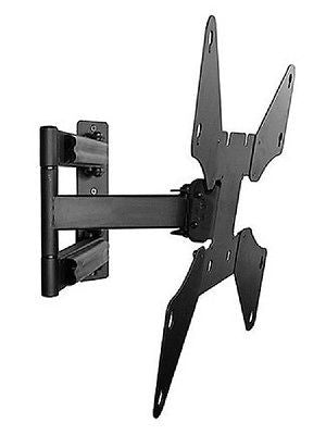 "TC 23""- 37"" TV Wall Mount w/Tilt & Swivel, TV Mounts & Brackets, TygerClaw - TiGuyCo Plus"