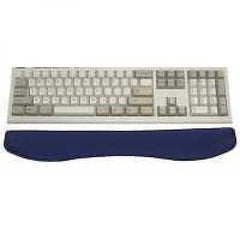 "*** $ave 60% *** Deluxe 19"" Extra Comfort Gel Wrist Rest - Blue or Black"