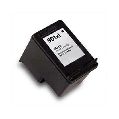 Compatible with HP 901 XL Remanufactured Black Ink Cartridge - HY (CC654AN), Ink Cartridges, n/a - TiGuyCo Plus