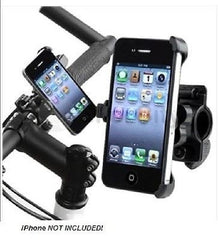 High Quality Bike Mount Holder for iPhone 4G - Black