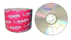 RiData CD-R Media 700MB - 50 Pack Spindle - 701605RDA0016