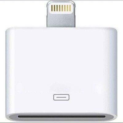 Lightning to 30-Pin Adapter - iPhone5, Ipad4, mini, iPod Touch5 & nano7 for iOS6, Cables & Adapters, n/a - TiGuyCo Plus