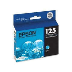 Compatible with Epson T125220 OEM Standard Capacity Cyan Ink Cartridge
