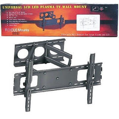 "Bestmounts 37""- 63"" Full Motion Flat Panel TV Wall Mount (FOCUS-007)"