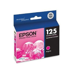Compatible with Epson T125320 OEM Standard Capacity Magenta Ink Cartridge