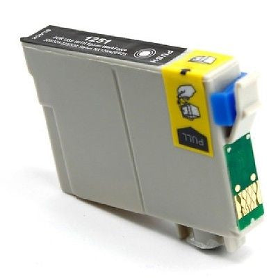 Compatible with Epson T125120 New Compatible Black Cartridge (T1251), Ink Cartridges, n/a - TiGuyCo Plus