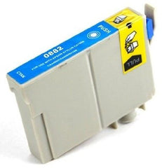 Compatible with Epson T088220 Cyan New Compatible Ink Cartridge