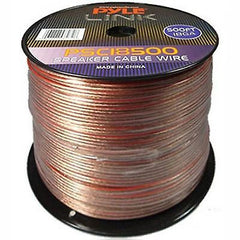 Pyle Link 500 ft. 18GA Speaker Wire - 2 Conductor