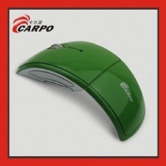 Carpo USB 2.4GHz Wireless Folding Mouse