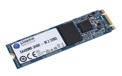 240GB Kingston A400 Solid State Drive - M.2 2280 Internal - SATA (SATA/600) - SA400M8/240G