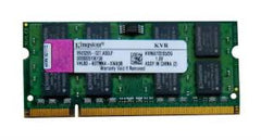 2GB DDR2 PC2-5300 (667Mhz) SODIMM Memory - Kingston - KVR667D2S5/2G - NEW