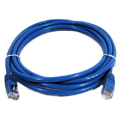 !!! A Back in Stock !!! 35 ft. Blue High Quality Cat6 550MHz UTP RJ45 Ethernet Bare Copper Network Cable