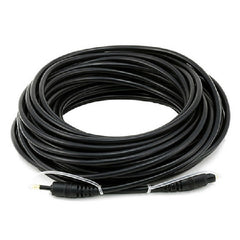 50 ft. Toslink Male to Mini Toslink Male Optical Cable with Molded Connectors