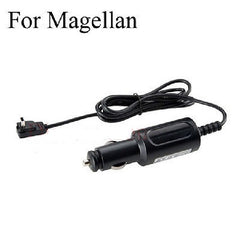 5V - 1A Car Charger for Magellan GPS - Vehicle Power Adapter/Cable - AN0207SWxxx