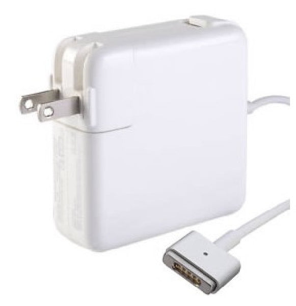 !     A     !    For Apple - 16.5V - 3.65A - 60W - Magsafe 2 Straight Shape Connector Replacement Laptop AC Power Adapter, Laptop Power Adapters/Chargers, Various - TiGuyCo Plus