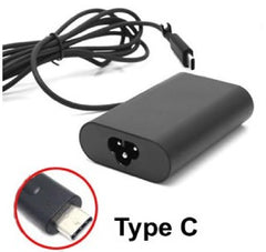 For Various Laptops - Type C - 90W - 20V/4.5A - 15V/3A - 9V/3A - 5V/3A Compatible Replacement Laptop AC Power Adapter - Apple/Acer/Asus/Dell/HP etc.