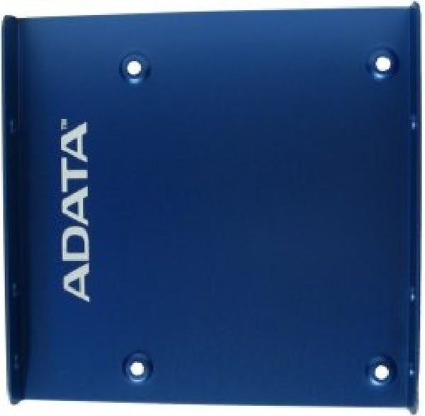 ADATA - 2.5inch to 3.5inch Bracket with Screw for SSD Bare Drive - Blue, Drive Cables & Adapters, ADATA - TiGuyCo Plus