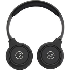 AblePlanet Musicians Choice Stereo Headphones with LINX AUDIO - Black